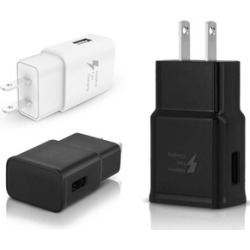 2A USB Fast Charging Wall Charger Adapter For iPhone Samsung iPad
