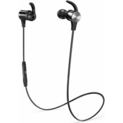 Bluetooth Headphones TaoTronics Wireless 4.2 Magnetic Earbuds Snug