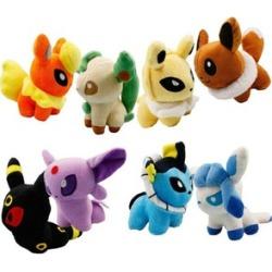 5 inch Stuffed Pokemon Animal Soft Plush Toys