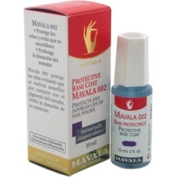 Mavala 002 Nail Care Protective Base Coat (0.3 Oz.) found on MODAPINS from groupon for USD $14.99