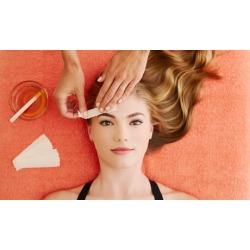 One Full Face Wax, Underarms Wax, or Bikini Wax at Blue Nail Spa (Up to 40% Off)