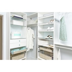 Three Hours of Home Organization Services from Deb Peri & Associates - Closets By Debra Perry (45% Off) found on Bargain Bro India from groupon for $220.00
