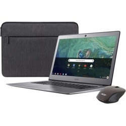 "Acer 14"" Chromebook with Intel Celeron Processor, 4GB RAM, and 32GB Storage (Manufacturer Refurbished)"