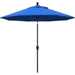 California Umbrella GSPT908117-F03 9 ft. Aluminum Market Umbrella found on Bargain Bro India from groupon for $143.02
