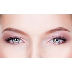 One 3D Eyebrow Microblading Session with an Optional Four-Week Touch-Up at Dolce Vita Spa (Up to 65% Off)
