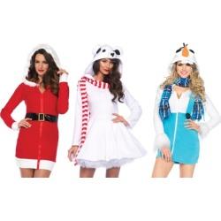 Leg Avenue Cozy Fleece Holiday Costumes