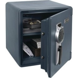 First Alert 1.31 Cubic-ft Waterproof Fire Safe With Digital Lock found on Bargain Bro India from groupon for $242.99