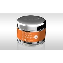 Dermedicine 3-in-1 Cream w/ Retinol, Vitamin C and Collagen (Professional Size)