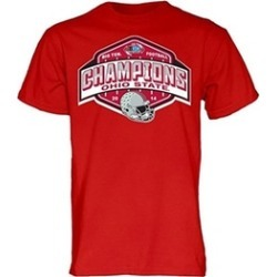 Ohio State Buckeyes Football Champions Locker Room Tee