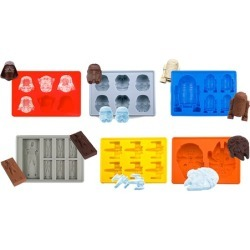 Star Wars Ice Tray (1, 2, 6, or 8-Pack)