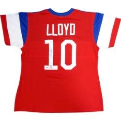 Autographed Carli Lloyd Team USA Red Custom Jersey