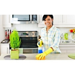 Cleaning Services from Deep Steam Carpet Cleaning and Maid Service (Up to...