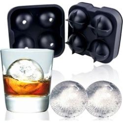 4-Mold Ice Ball Set