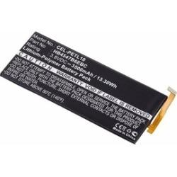 Dantona Industries CEL-PETL10 Replacement Cell Phone Battery for Huawei HB4547B6