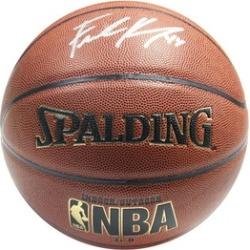 Autographed Frank Kaminsky Charlotte Hornets Basketball