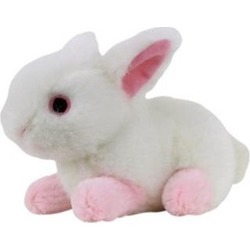 Multipet International 843087 Look Whos Talkn Rabbit Toy