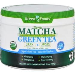 Organic Matcha Green Tea ( 1 - 5.5 oz bottle )