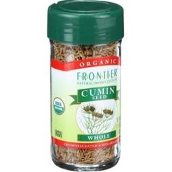 Organic Whole Cumin Seed ( 2 - 1.68 oz bottles )