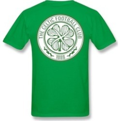 Zeeze Unisex NyCeltic Fc Football Kelly Green Tee