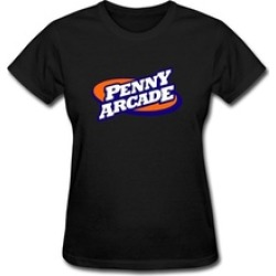 Coste Penny Arcade Video Games Adult Tee