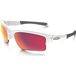 Oakley Quarter Jacket Youth Fit OO9200-09 Polished White / Prizm Field