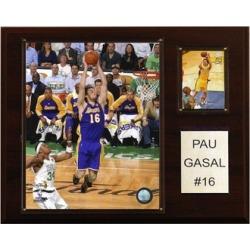 C & I Collectables 1215PGASOL NBA Pau Gasol Los Angeles Lakers Player