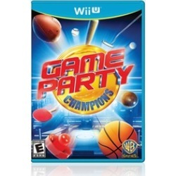 Game Party Champions for Wii U