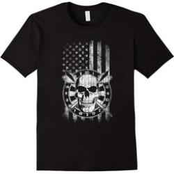 Darts T-Shirt USA American Flag