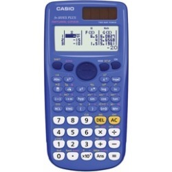 Casio FX300ESPLUS-BE Scientific Calculator Blue