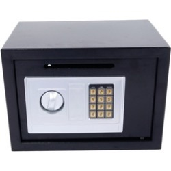 Digital Lock Keypad Cash Jewelry Gun Safe Home Office Security found on Bargain Bro India from groupon for $48.99