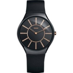 Rado True Thinline Jubile Mens Watch R27741709 found on MODAPINS from groupon for USD $2151.06