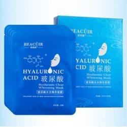 BEACUIR Hyaluronic Acid Bio Collagen Mask Supple Skin 1 BOX - 5 PCS