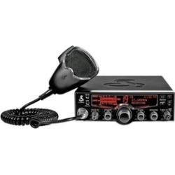 Cobra Full Featured Cb Radio With Selectable 4-color Lcd Display