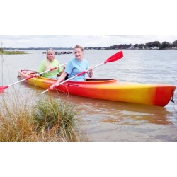 Half- or Full-Day Kayak or Canoe Rental for Two at Colonial Beach Yacht Center (Up to 60% Off)