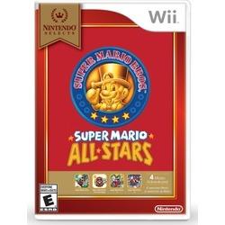 Super Mario All Stars Nintendo Wii Game