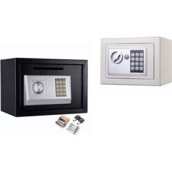 Electronic Digital Deposit Keypad Lock Security Safe found on Bargain Bro India from groupon for $51.00