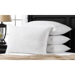 Soft Exquisite Hotel Signature Collection Down-Alternative Pillows (4-Pack)