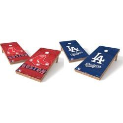 MLB Cornhole Toss Set
