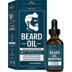 2oz / 60ml Vitamin E and Argan Beard Oil