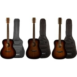 Sigma Guitars Acoustic-Electric Mahogany Guitars