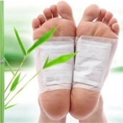 Detox Foot Pads Patch Detoxify Toxins Fit Health Care With Adhesive 50Pcs in Pack