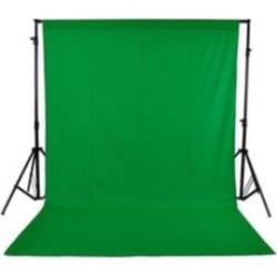10ft Cotton Chromakey Green Screen Muslin Backdrop Photo Photography