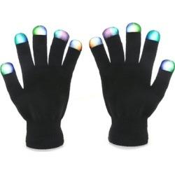 Flashing LED Gloves with 6 Modes