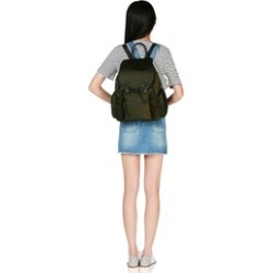 Celebrity Nyc Women's Stylish College Bag Casual Multi pocket Backpack for Girls