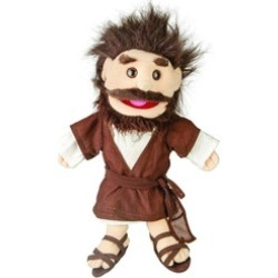 Sunny Toys GL3609 14 In. Joseph Biblical Character Puppet
