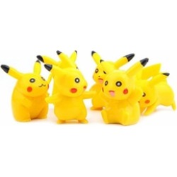 Pikachu 2 Piece Figures Pokemon