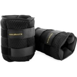 Adjustable Ankle Weights 20-Pound, Pair