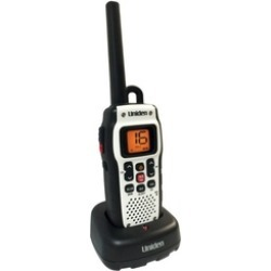 Uniden ATLANTIS150 Atlantis 150 Handheld 2-Way Marine Radio, Black