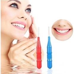 Floss Head Tooth Picks Interdental Brush Teeth Brush Dental Clean