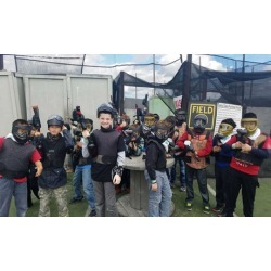 LOW PRICE Admission for Two, Four, or Six for Low Impact Paintball from Paintball Tickets (Up to 75% Off)